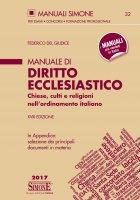 Manuale di Diritto Ecclesiastico - Federico del Giudice