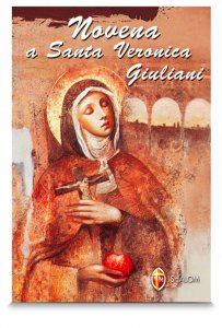 Copertina di 'Novena a santa Veronica Giuliani'