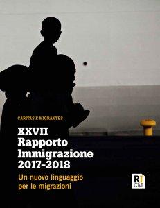Copertina di 'XXVII Rapporto Immigrazione 2017-2018'