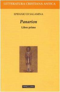 Copertina di 'Panarion. Testo greco a fronte'