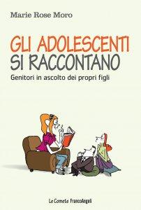 Copertina di 'Gli adolescenti si raccontano'