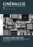 Cinema & Cie. International film studies journal (2018)