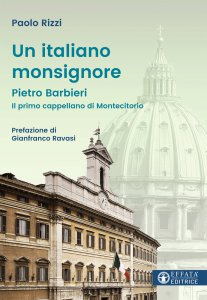 Copertina di 'Un italiano monsignore'
