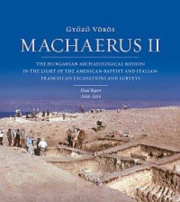 Copertina di 'Machaerus II'