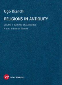 Copertina di 'Religions in antiquity'