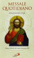Messale quotidiano. Domenicale, festivo e feriale. Letture bibliche dai nuovi lezionari CEI