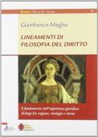 Lineamenti di filosofia del diritto - Maglio Gianfranco