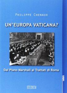 Copertina di 'Un'Europa vaticana?'