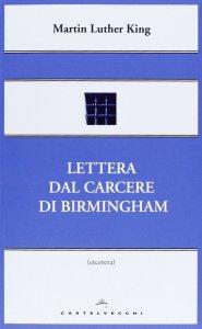 Copertina di 'Lettera dal carcere di Birmingham.'