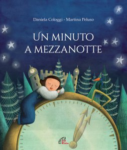 Copertina di 'Un minuto a mezzanotte'