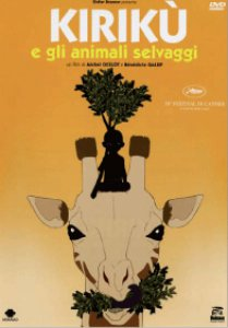 Copertina di 'Kirikù e gli animali selvaggi'
