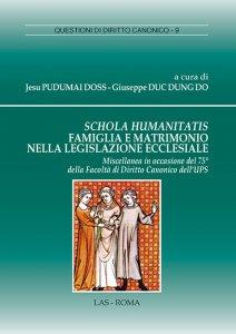Copertina di 'Schola Humanitatis'