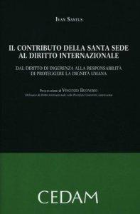 Copertina di 'Il contributo della Santa Sede al diritto internazionale'