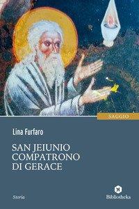 Copertina di 'San Jeiunio compatrono di Gerace'