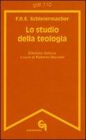 Lo studio della teologia. Breve presentazione (gdt 110) - Schleiermacher Friedrich D.