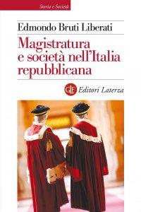 Copertina di 'Magistratura e società nell'Italia repubblicana'