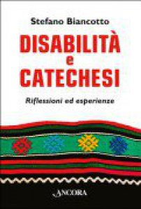 Copertina di 'Disabilità e catechesi'