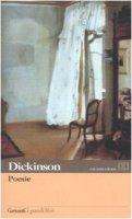 Poesie. Testo inglese a fronte - Dickinson Emily