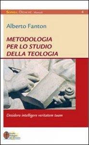 Copertina di 'Metodologia per lo studio della teologia'
