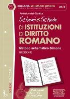 Schemi & Schede di Istituzioni di Diritto Romano - Federico del Giudice