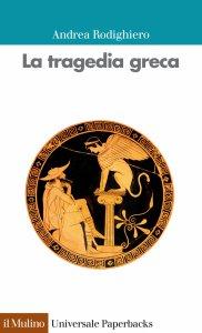 Copertina di 'La tragedia greca'