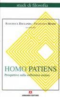 Homo Patiens - Prospettive sulla sofferenza umana - Rodderrick Esclanda, Francesco Russo