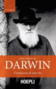 Copertina di 'Darwin. L'evoluzione di una vita'