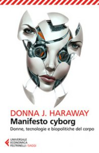 Copertina di 'Manifesto cyborg'