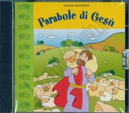 Copertina di 'Parabole di Gesù'