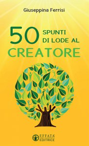 Copertina di '50 spunti di lode al Creatore'