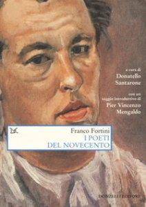 Copertina di 'I poeti del Novecento'