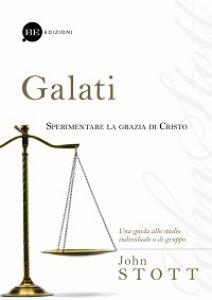 Copertina di 'Galati. Sperimentare la grazia di Cristo'