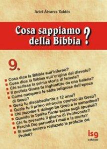 Copertina di 'Cosa sappiamo della Bibbia? [vol_9]'