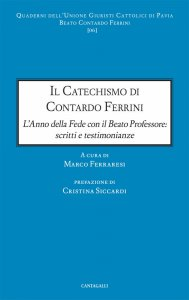 Copertina di 'Il Catechismo di Contardo Ferrini'