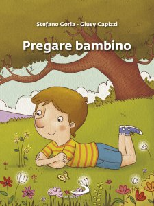 Copertina di 'Pregare bambino'