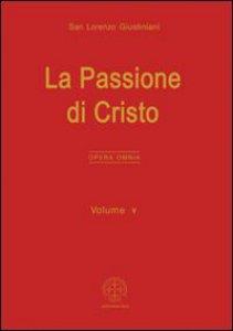 Copertina di 'La passione di Cristo'