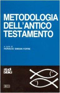 Copertina di 'Metodologia dell'Antico Testamento'