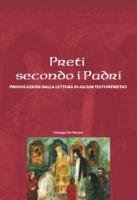 Preti secondo i padri. Provocazioni dalla lettura di alcuni testi patristici - Giuseppe De Simone