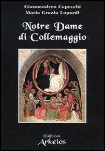 Copertina di 'Notre dame di Collemaggio'