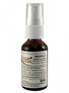 Copertina di 'Propoli spray al 30% 20 ml.'