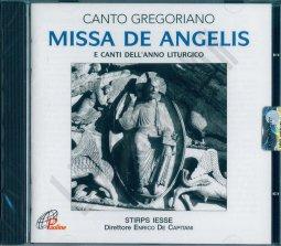 Copertina di 'Missa de angelis'