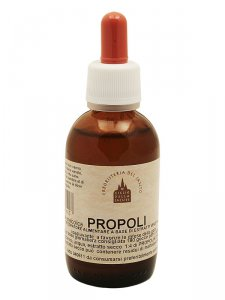Copertina di 'Propoli analcolica 50 ml'