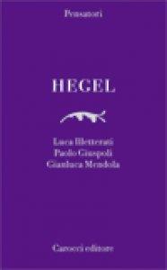 Copertina di 'Hegel'