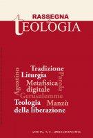 Rassegna di Teologia n. 2/2014