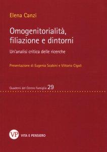 Copertina di 'Omogenitorialità, filiazione e dintorni'