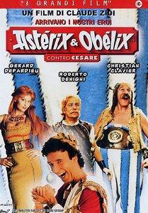 Copertina di 'Asterix e obelix contro cesare'