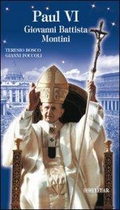 Copertina di 'Paul VI. Giovanni Battisti Montini. Ediz. francese'