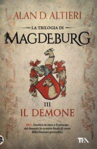 Copertina di 'Il demone. Magdeburg'