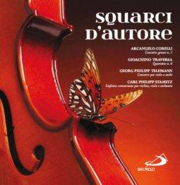 Copertina di 'Squarci d'autore. CD'