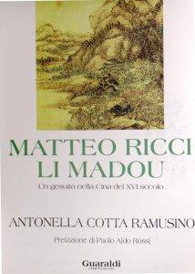 Copertina di 'Matteo Ricci Li Madou'